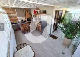 Título do anúncio: Cobertura à venda, 140 m² por R$ 990.000,00 - Gragoatá - Niterói/RJ