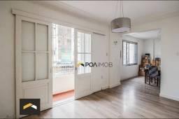 Apartamento com 3 dormitórios para alugar, 112 m² por R$ 2.500,00/mês - Cidade Baixa - Por