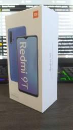 Redmi 9t 4gb 64gb cinza