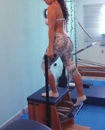 Step Chair , Metalife, Semi-novo- Aparelho De Pilates