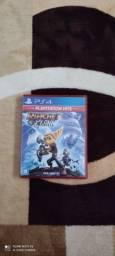 Título do anúncio: RATCHET CLANK PS4 NOVO VEIO NO MEGA PACK NO MEU PS4 .