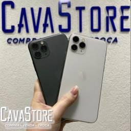 iPhone 11 Pro 256gb VENDO OU TROCO - garantia
