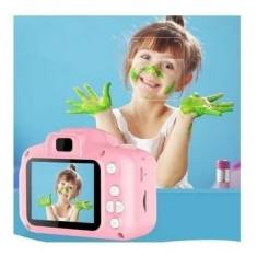 Câmera Digital Infantil para Crianças Fotos e Vídeos