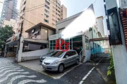 Prédio, 735 m² - venda ou aluguel - Pompéia - Santos/SP
