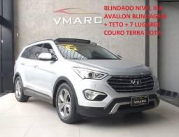 Hyundai Santa Fe 3.3 Mpfi 4X4 7 Lugares V6 270Cv 2015