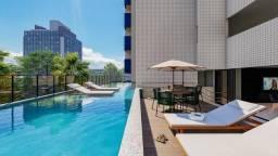 Título do anúncio: Edíficio Aquarius com Apartamento de 1 quarto e sala na Ponta Verde