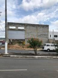 Título do anúncio: Alugo Galpão de esquina em finalização Centro Ribeirão das Neves