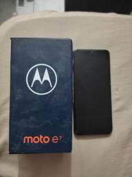 Título do anúncio: Celular Moto E 7