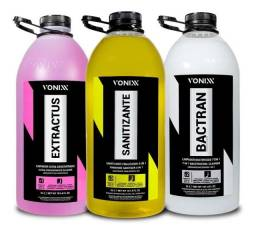 Kit Vsc Bactran, Extractus E Sanitizante 3l Vonixx