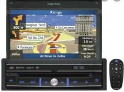 DVD Bluetooth POSITRON