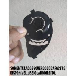 Reparador Fixador de Viseira do capacete Peels modelo Spike.