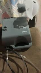 Título do anúncio: aparelho de aerossol novo na caixa ainda usado poucas vezes ...