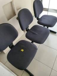 Trio cadeiras