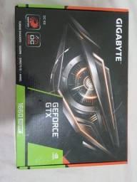 Placa de Vídeo Gigabyte, GeForce GTX 1660 Super OC, 6GB