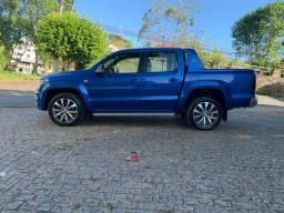 AMAROK EXTREME V6 EXTREMAMENTE NOVA APENAS 10.000 mil KM RODADOS ÚNICO DONO R$ 240.000,00