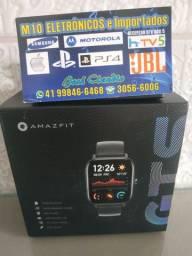 Smartwatch xiaomi amazfit GTS novo lacrado