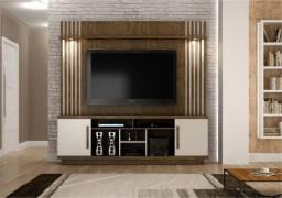 """Título do anúncio: Home Theater TV até 60"""" C/Iluminação LED.Produto Novo Direto da Fábrica!"""