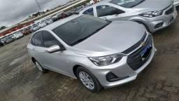Título do anúncio: Onix Sedan Plus LT 1.0 (2020) GNV+Transf. Grátis Fixas de R$980,35