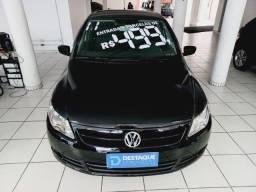 Título do anúncio: VW Gol 1.0 4 Portas 2011