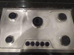 Fogão CookTop 5 bocas Fischer