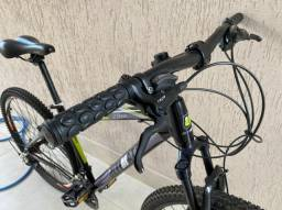 Bicicleta aro 29 ultimate 24v freios hidráulico