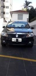 Renault Logan<br>Expression 1.0 16V (flex) 2013