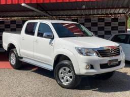 Título do anúncio: Toyota Hilux 2.7 FLEX  4X2
