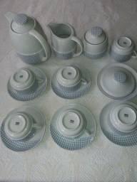 Jogo de porcelana para café POZZANI