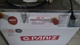 Amassadeira Rápida AR15 G.paniz  Monofásica  220w 60Hz