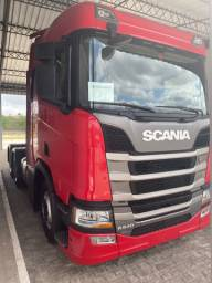 SCANIA R 540 6X4 19/19