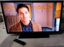 Título do anúncio: Tv Samsung Led 32 Polegadas Conversor Digital Hdmi Controle - Entrego locais próximos