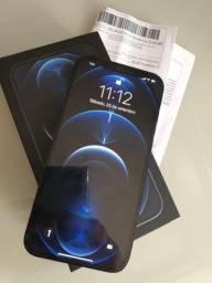 Título do anúncio: iPhone 12 Pro Max aceito troca por Pro menor