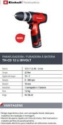 Parafusadeira / Furadeira a bateria TH-CD 12 v Li
