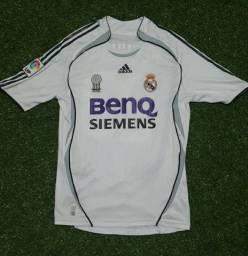 Camisa Real Madrid 2006 Beckham Original