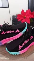 Tênis Fila/Adidas
