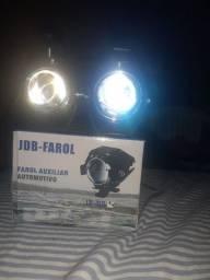 Farol auxiliar