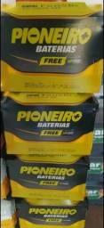 Bateria carro bateria 60ah bateria pioneiro