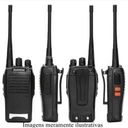 Lote 4 Rádio Comunicador Walk Talk Baofeng Bf-777s Com Fone