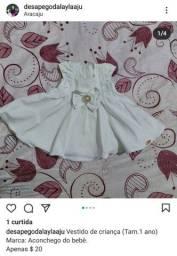 Roupas de bebê ao adulto GG (Plus)