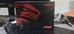 SSD 512 GB NOVO LACRADO