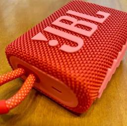 Caixa De Som Bluetooth Jbl Go 3 Original