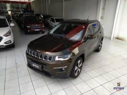Jeep Compass Longitude 2.0 Flex - 2018 - Aceito carro ou moto como entrada