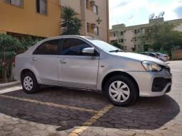 Título do anúncio: Toyota Etios XS 2018