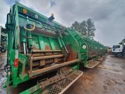 Título do anúncio: Coletores Compactadores coletor de lixo Coletor de Resíduos Infectantes Compactadores