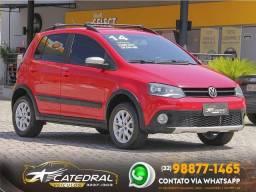 Título do anúncio: VolksWagen CROSSFOX I MOTION 1.6 Mi T. Flex 8V 5p 2014 *Super Oferta*