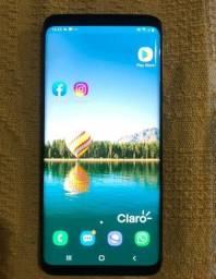 Título do anúncio: Galaxy S9+ 128gb (leia a descrição)
