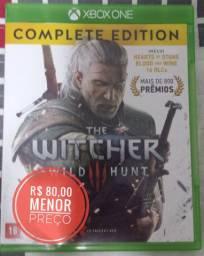 Jogo The Witcher 3 Edição Completa