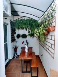 Apartamento com Quintal - Jd. Botânico