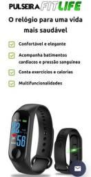 Pulseira FitLife - O Relógio para uma Vida Saudável