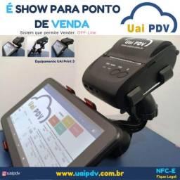 PDV Completo para vendas (com ou sem emissão de NFC-E)